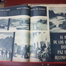 Coleccionismo deportivo: EL PUERTO DE LOS COTOS 1962. Lote 266567828