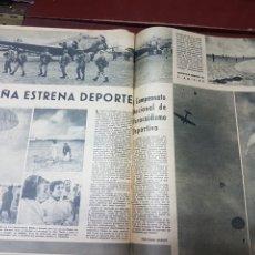 Coleccionismo deportivo: CAMPEONATO NACIONAL DE PARACAIDISMO DEPORTIVO 1961. Lote 266569758