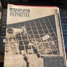 Coleccionismo deportivo: VIDA DEPORTIVA - 30-11-1948 AÑO V Nº 169 - BARCELONA 2 SEVILLA 1 - SABADELL 2 ESPAÑOL 0 TARRAGONA 3. Lote 268277689