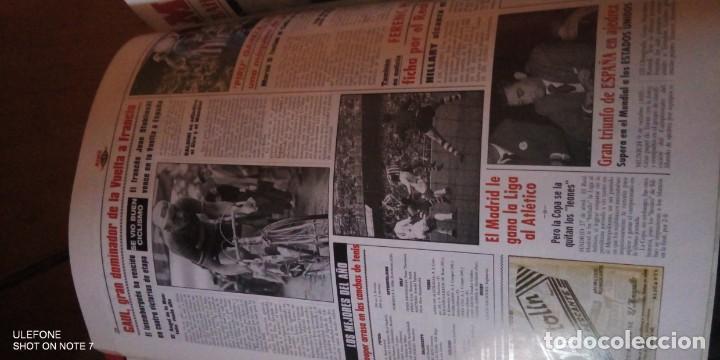 Coleccionismo deportivo: LIBRO SESENTA AÑOS CON MARCA GRAN TAMAÑO - Foto 2 - 268466419