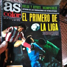Coleccionismo deportivo: AS COLOR 540. Lote 268805564