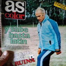 Coleccionismo deportivo: AS COLOR 532. Lote 268807974