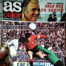 Coleccionismo deportivo: AS COLOR 409. Lote 268809149