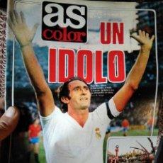 Coleccionismo deportivo: AS COLOR 522 PIRRI UN IDOLO. Lote 268809809