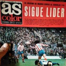 Coleccionismo deportivo: AS COLOR 286 POSTER JAMES HUNT. Lote 268814774