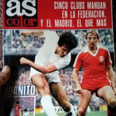 Coleccionismo deportivo: AS COLOR 517. Lote 268832264