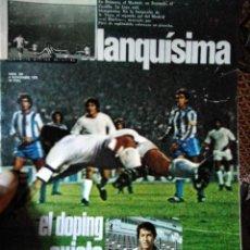 Coleccionismo deportivo: AS COLOR 291 POSTER NINO JIMÉNEZ BOXEADOR. Lote 268833039