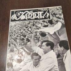 Coleccionismo deportivo: PERIODICO DEPORTIVO SPORT VALENCIA N2. Lote 268865199