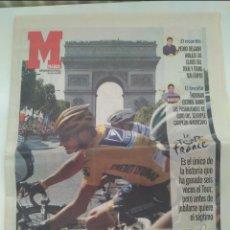 Coleccionismo deportivo: SUPLEMENTO MARCA TOUR DE FRANCIA 2005. MUY BUEN ESTADO.. Lote 268987959