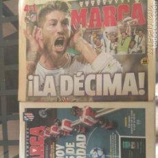 Coleccionismo deportivo: #LADECIMA #REALMADRID. Lote 268999074