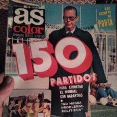 Coleccionismo deportivo: REVISTA AS COLOR NÚMERO 417. Lote 269323033