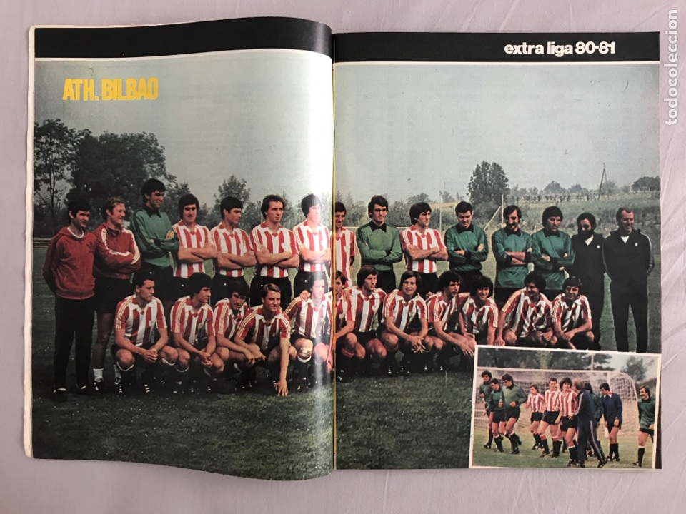 Coleccionismo deportivo: Fútbol don balón Extra liga 80-81 - Temporada 1980-1981 - marca as panini este guía mundial euro - Foto 2 - 269401238