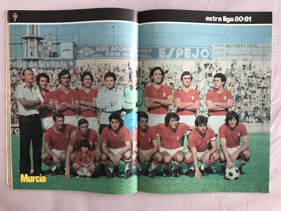 Coleccionismo deportivo: Fútbol don balón Extra liga 80-81 - Temporada 1980-1981 - marca as panini este guía mundial euro - Foto 4 - 269401238