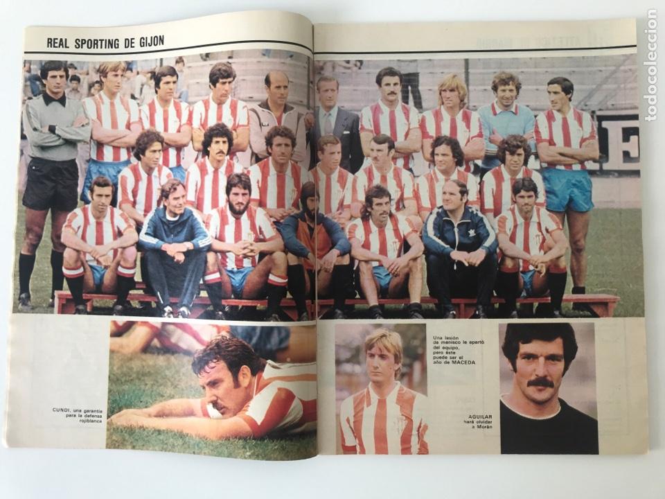 Coleccionismo deportivo: Fútbol don balón extra liga 79-80 - Temporada 1979/1980 - guía mundial panini este marca as - Foto 2 - 269405273