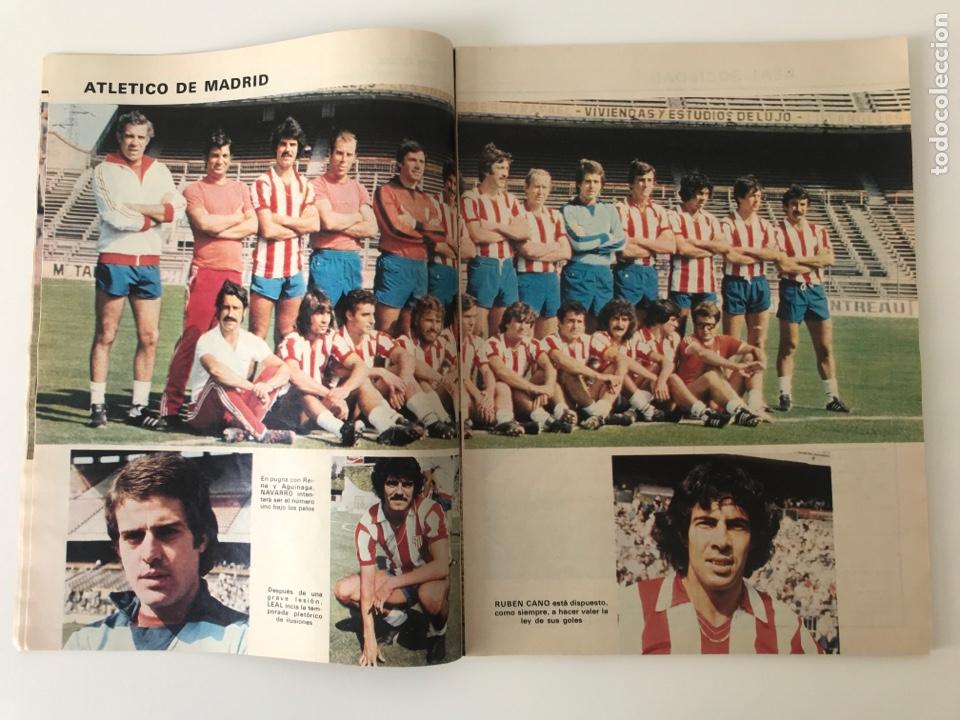 Coleccionismo deportivo: Fútbol don balón extra liga 79-80 - Temporada 1979/1980 - guía mundial panini este marca as - Foto 3 - 269405273
