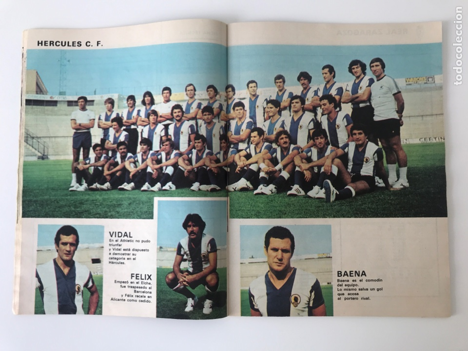 Coleccionismo deportivo: Fútbol don balón extra liga 79-80 - Temporada 1979/1980 - guía mundial panini este marca as - Foto 5 - 269405273