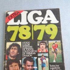Coleccionismo deportivo: DON BALON EXTRA LIGA 78 79 1978 1979. Lote 269490848