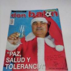 Coleccionismo deportivo: REVISTA DON BALON N° 1419.. Lote 269705818