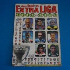 Coleccionismo deportivo: REVISTA DE FUTBOL DON BALON EXTRA LIGA Nº 62 AÑO 2002-2003/02-03. Lote 269850388