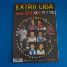 Coleccionismo deportivo: REVISTA DE FUTBOL DON BALON EXTRA LIGA Nº 47 AÑO 1999-2000/99-00. Lote 269938178