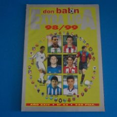 Coleccionismo deportivo: REVISTA DE FUTBOL DON BALON EXTRA LIGA Nº 43 AÑO 1998-1999/98-99. Lote 269938423