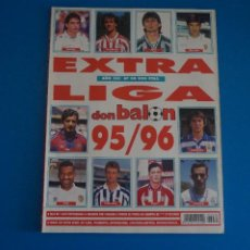 Coleccionismo deportivo: REVISTA DE FUTBOL DON BALON EXTRA LIGA Nº 30 AÑO 1995-1996/95-96. Lote 269938623