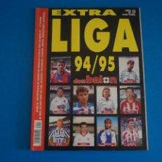 Coleccionismo deportivo: REVISTA DE FUTBOL DON BALON EXTRA LIGA Nº 27 AÑO 1994-1995/94-95. Lote 269938878