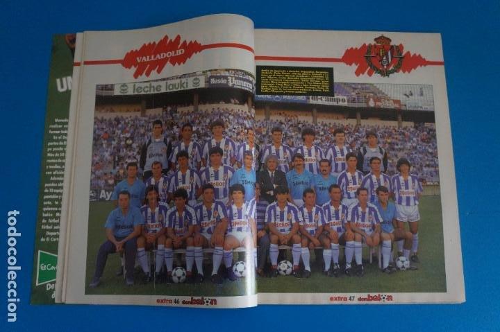 Coleccionismo deportivo: REVISTA DE FUTBOL DON BALON EXTRA LIGA Nº 16 AÑO 1988-1989/88-89 - Foto 2 - 269940918