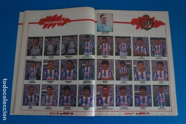Coleccionismo deportivo: REVISTA DE FUTBOL DON BALON EXTRA LIGA Nº 16 AÑO 1988-1989/88-89 - Foto 3 - 269940918