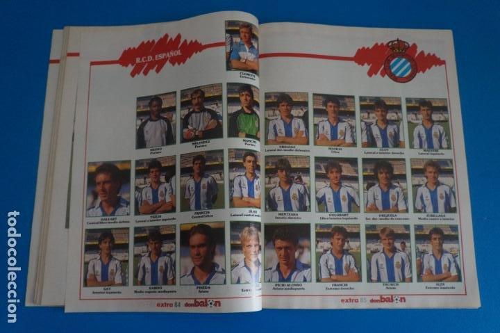 Coleccionismo deportivo: REVISTA DE FUTBOL DON BALON EXTRA LIGA Nº 16 AÑO 1988-1989/88-89 - Foto 5 - 269940918