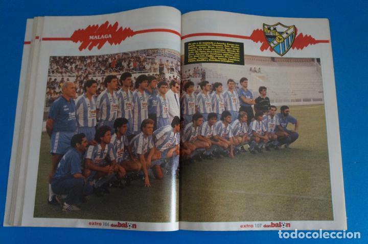 Coleccionismo deportivo: REVISTA DE FUTBOL DON BALON EXTRA LIGA Nº 16 AÑO 1988-1989/88-89 - Foto 6 - 269940918