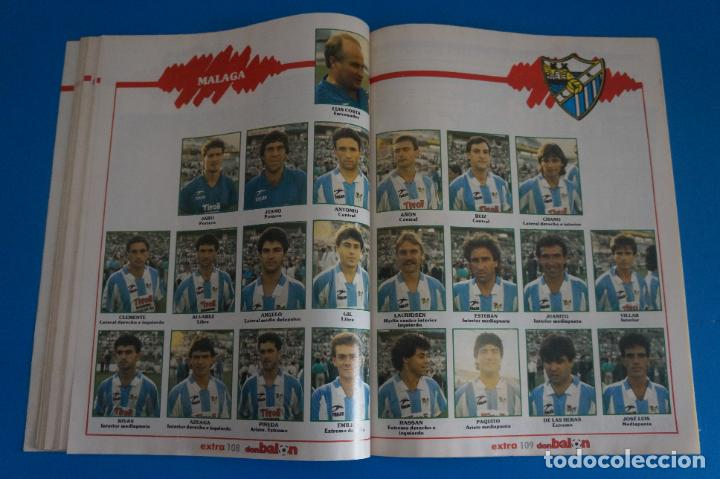 Coleccionismo deportivo: REVISTA DE FUTBOL DON BALON EXTRA LIGA Nº 16 AÑO 1988-1989/88-89 - Foto 7 - 269940918