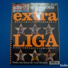 Coleccionismo deportivo: REVISTA DE FUTBOL DON BALON EXTRA LIGA Nº 107 AÑO 2008-2009/08-09. Lote 270358973