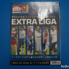 Coleccionismo deportivo: REVISTA DE FUTBOL DON BALON EXTRA LIGA Nº 99 AÑO 2007-2008/07-08. Lote 270359373