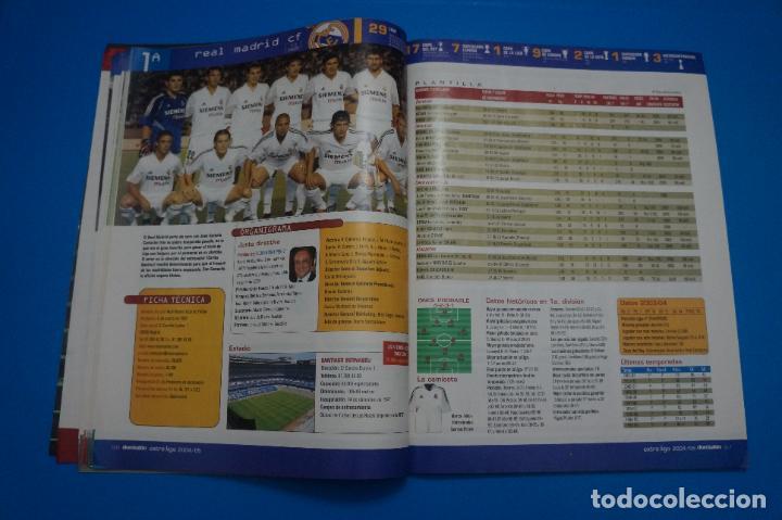 Coleccionismo deportivo: REVISTA DE FUTBOL DON BALON EXTRA LIGA Nº 75 AÑO 2004-2005/04-05 - Foto 6 - 270360908