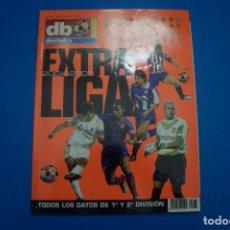 Coleccionismo deportivo: REVISTA DE FUTBOL DON BALON EXTRA LIGA Nº 75 AÑO 2004-2005/04-05. Lote 270360908