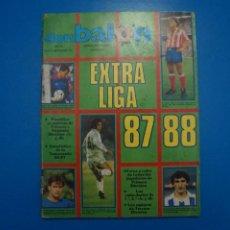 Coleccionismo deportivo: REVISTA DE FUTBOL DON BALON EXTRA LIGA Nº 12 AÑO 1987-1988/87-88. Lote 270362963
