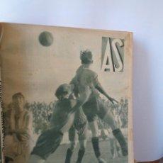 Coleccionismo deportivo: ¡¡ AS, REVISTAS DEPORTES, Nº 126 A 150. AÑOS 1934 - 1935. !!. Lote 271574403