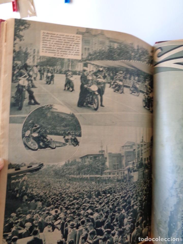 Coleccionismo deportivo: ¡¡ AS, REVISTAS DEPORTES, nº 126 a 150. AÑOS 1934 - 1935. !! - Foto 3 - 271574403