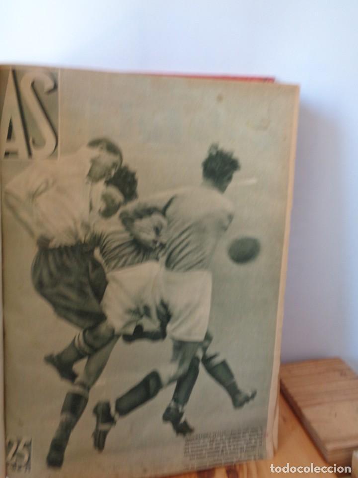 Coleccionismo deportivo: ¡¡ AS, REVISTAS DEPORTES, nº 126 a 150. AÑOS 1934 - 1935. !! - Foto 7 - 271574403