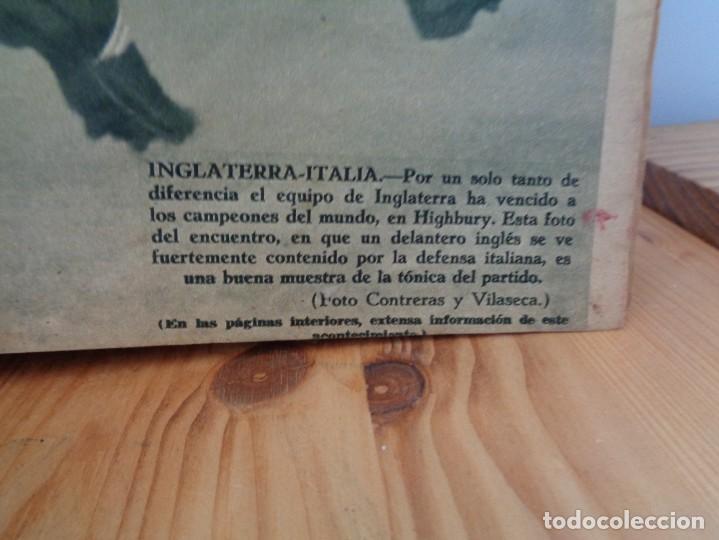 Coleccionismo deportivo: ¡¡ AS, REVISTAS DEPORTES, nº 126 a 150. AÑOS 1934 - 1935. !! - Foto 8 - 271574403
