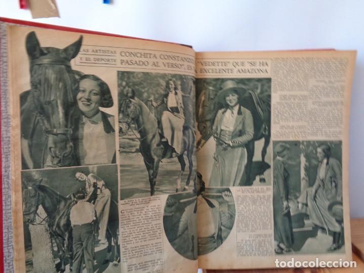 Coleccionismo deportivo: ¡¡ AS, REVISTAS DEPORTES, nº 126 a 150. AÑOS 1934 - 1935. !! - Foto 13 - 271574403