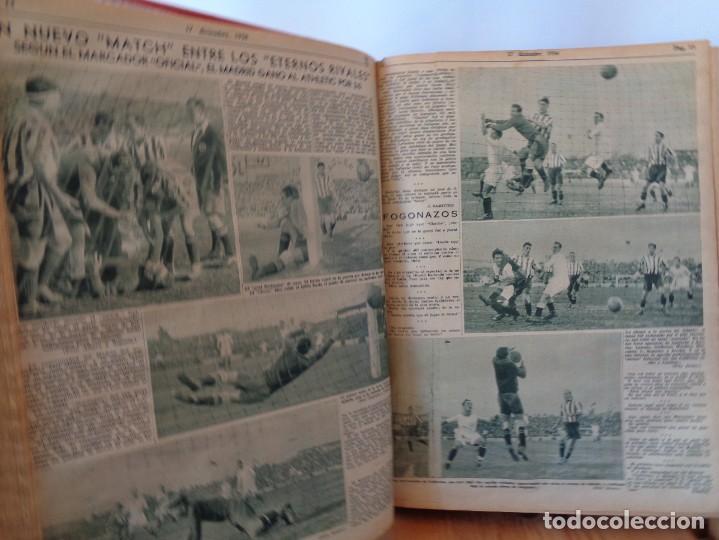 Coleccionismo deportivo: ¡¡ AS, REVISTAS DEPORTES, nº 126 a 150. AÑOS 1934 - 1935. !! - Foto 25 - 271574403