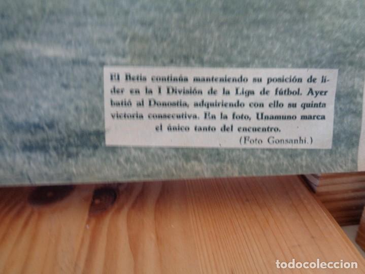 Coleccionismo deportivo: ¡¡ AS, REVISTAS DEPORTES, nº 126 a 150. AÑOS 1934 - 1935. !! - Foto 28 - 271574403