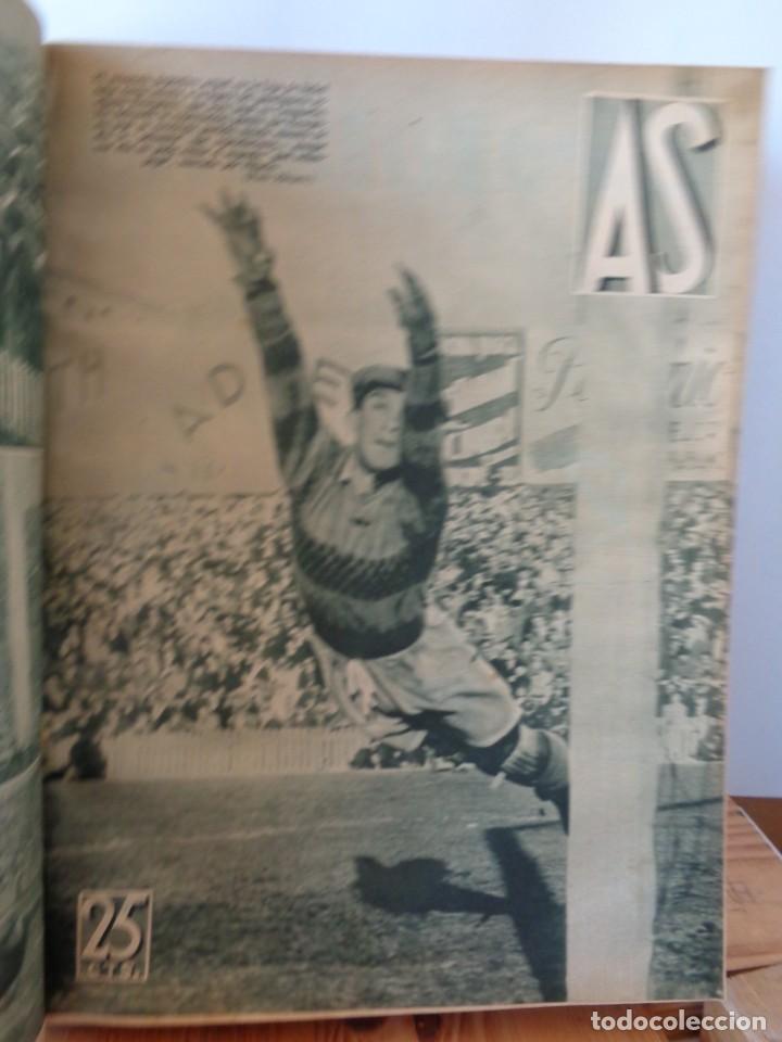 Coleccionismo deportivo: ¡¡ AS, REVISTAS DEPORTES, nº 126 a 150. AÑOS 1934 - 1935. !! - Foto 33 - 271574403