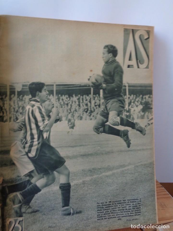 Coleccionismo deportivo: ¡¡ AS, REVISTAS DEPORTES, nº 126 a 150. AÑOS 1934 - 1935. !! - Foto 35 - 271574403