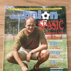 Coleccionismo deportivo: FÚTBOL DON BALÓN 775 - POSTER ROBERT - R. SOCIEDAD - LUIS ARAGONÉS - OSASUNA - REDONDO TENERIFE. Lote 271622718