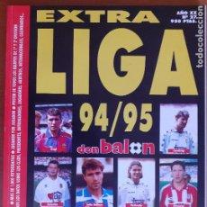 Coleccionismo deportivo: DE KIOSKO. DON BALÓN EXTRA Nº 27. LIGA 94 - 95. 1994 - 1995. Lote 273346108
