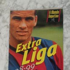 Coleccionismo deportivo: REVISTA MUNDO DEPORTIVO EXTRA LIGA 98-99. Lote 274433483