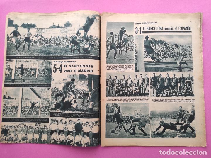 Coleccionismo deportivo: PERIODICO MARCA Nº 821944 COPA AT. AVIACION-ATHLETIC - RACING 5-4 MADRID - VALENCIA MURCIA - FERROL - Foto 3 - 275131293